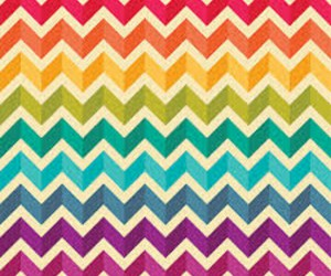 chevron, colorful, and patterns image