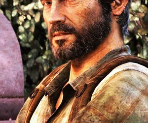 the last of us and Joel image