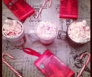 candy cane, candy canes, and christmas image