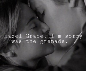granade, gus, and the fault in our stars image