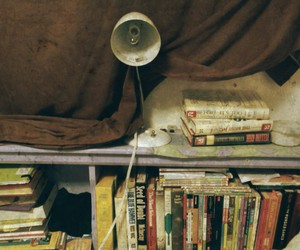 antique, books, and grunge image