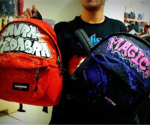swag, bags, and cool image