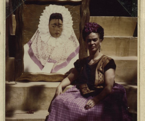 artist, feminism, and frida kahlo image