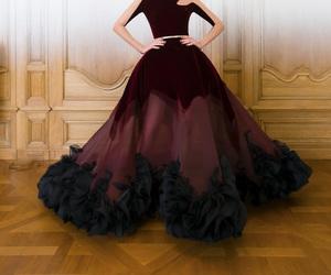 fashion, dress, and stephane rolland image