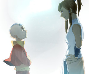 the last airbender and the legend of korra image
