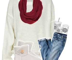 christmas, Polyvore, and december image