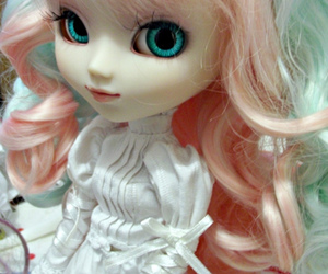 doll, pullip doll, and pullip image