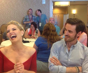couples, captain hook, and ouat image