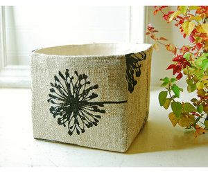 basket, bin, and etsy image