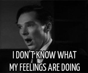 benedict cumberbatch, feelings, and gif image