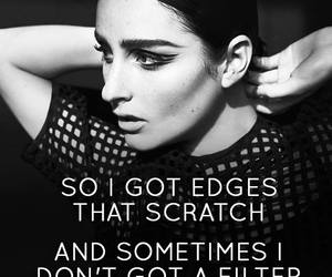 banks, Lyrics, and quote image