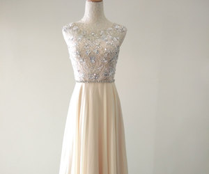 prom dresses, long prom dresses, and beaded prom dresses image