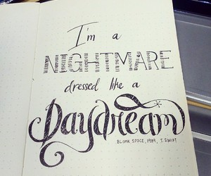 blank space, Lyrics, and quotes image