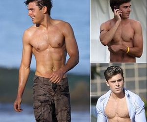 body, zacefron, and perfect image