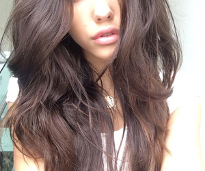 madison beer, eyes, and hair image
