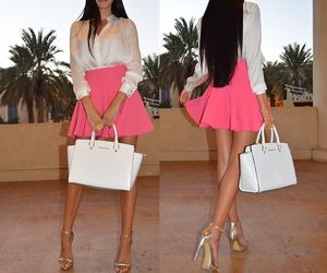 class, fashion, and high heels image