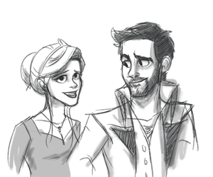 fanart, hook, and once upon a time image