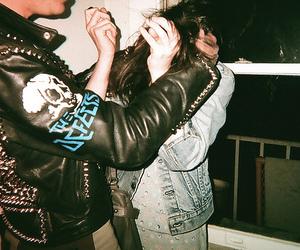 boy, couple, and punk image