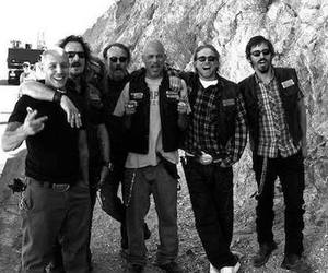biker and sons of anarchy image