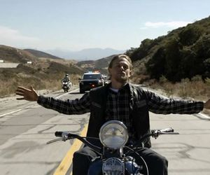 sons of anarchy and jax teller image