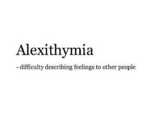 feelings, alexithymia, and quotes image