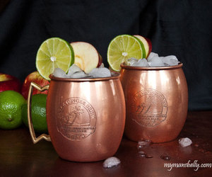 moscow mule, ginger beer, and classic cocktail image