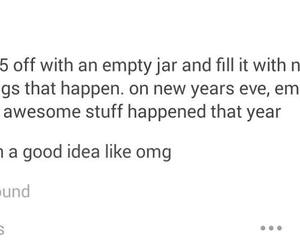 happiness, new years resolution, and something to do image