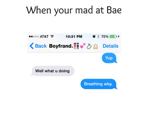 at, bae, and boyfriend image