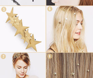 hairstyle and star image