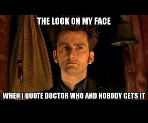 doctor who, quotes, and true image