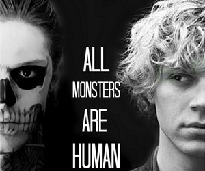 monsters and evan peters image