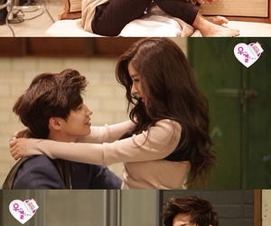couple, we got married, and kim so eun image