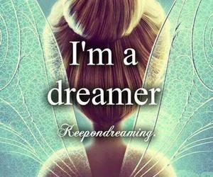 dreamer, Dream, and disney image