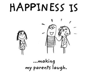 my parents, my happiness, and happines is image