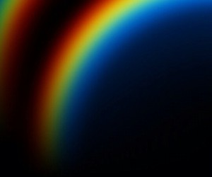black, colors, and rainbow image