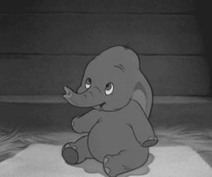 dumbo, cute, and elephant image