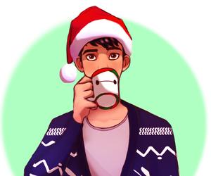 christmas, disney, and big hero 6 image