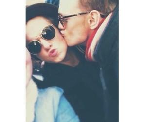 tristan, bradley, and kiss image