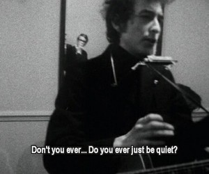 bob dylan, music, and young image