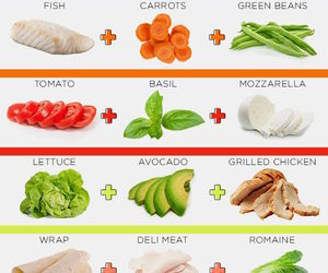 diet, fitness, and healthy image
