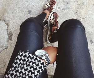 b&w, fashion, and jeans image