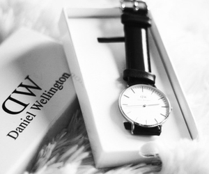 fashion, watch, and daniel wellington image