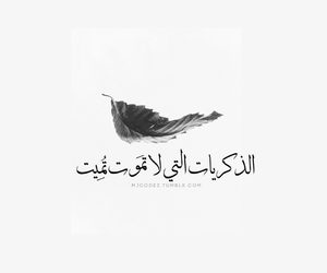عربي, arabic, and memories image