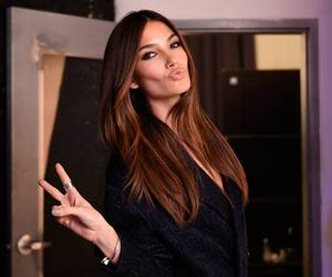 beauty, Lily Aldridge, and model image
