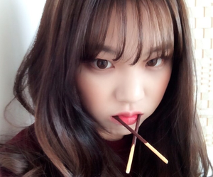 ulzzang, korean, and kim ja young image
