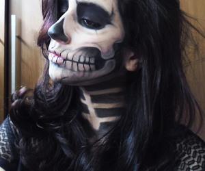 dark, goth, and Halloween image