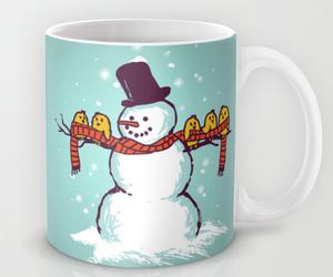 christmas, coffee mug, and mug image