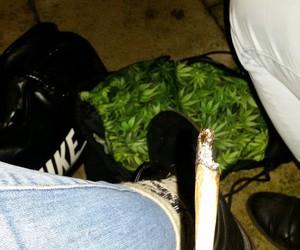 cannabis, ganja, and green image
