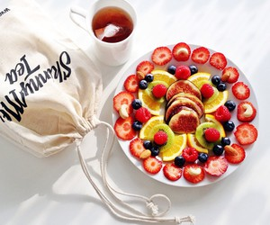 amazing, berries, and breakfast image