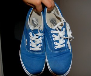 blue, shoes, and blue shoes image